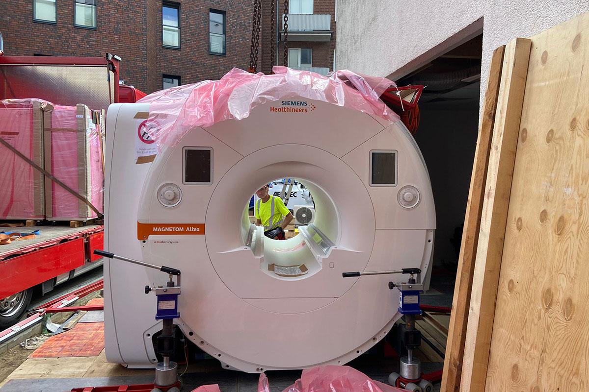 Zweites MRT für MVZ Radiologie im Forum Wesel